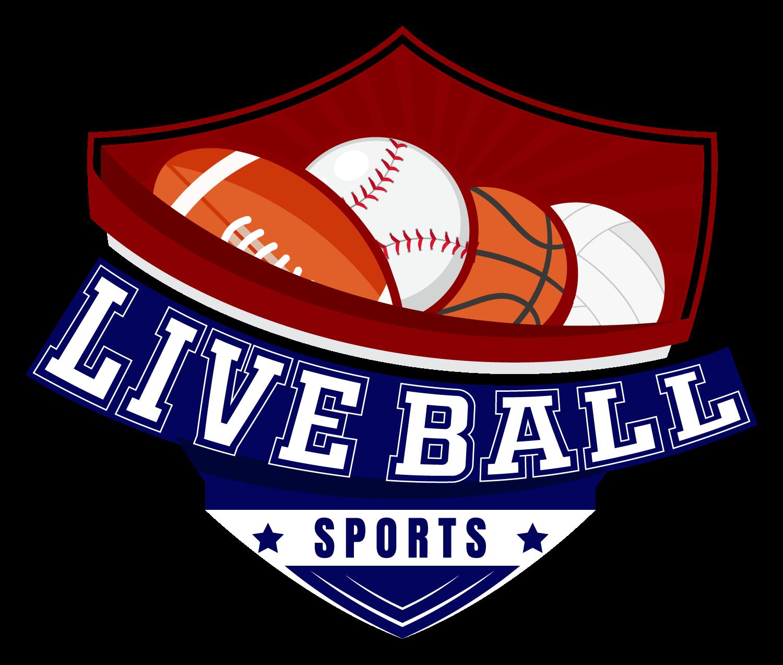 Live Ball Sports Logo